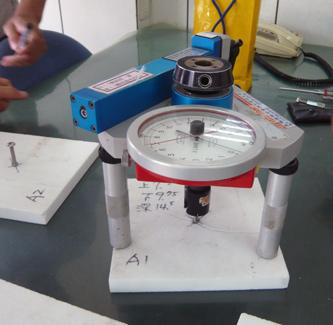 结晶化玻璃拉力测试与报告